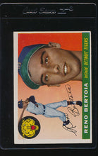 Load image into Gallery viewer, Scan of 1955 Topps 94 Reno Bertoia EX-MT