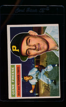 Load image into Gallery viewer, Scan of 1956 Topps 46 Gene Freese VG-EX