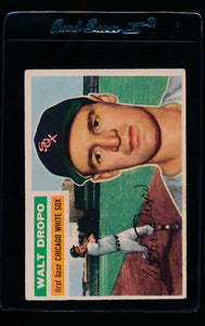 Scan of 1956 Topps 238 Walt Dropo G/VG