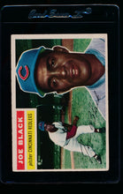 Load image into Gallery viewer, Scan of 1956 Topps 178 Joe Black VG-EX