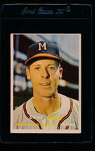 Load image into Gallery viewer, Scan of 1957 Topps 389 Dave Jolly VG-EX
