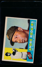 Load image into Gallery viewer, Scan of 1960 Topps 431 Andre Rodgers EX