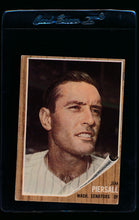 Load image into Gallery viewer, Scan of 1962 Topps 90 Jimmy Piersall VG
