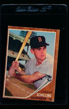 Load image into Gallery viewer, Scan of 1962 Topps 345 Chuck Schilling VG-EX