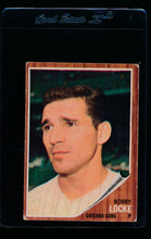 Load image into Gallery viewer, Scan of 1962 Topps 359 Bobby Locke VG