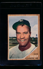 Load image into Gallery viewer, Scan of 1962 Topps 463 Hank Bauer MG VG