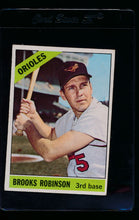 Load image into Gallery viewer, Scan of 1966 Topps 390 Brooks Robinson VG-EX