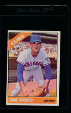 Load image into Gallery viewer, Scan of 1966 Topps 423 Ernie Broglio EX