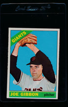 Load image into Gallery viewer, Scan of 1966 Topps 457 Joe Gibbon EX-MT