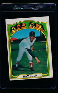 Scan of 1972 Topps 2 Ray Culp VG