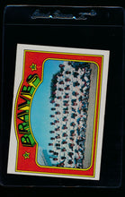 Load image into Gallery viewer, Scan of 1972 Topps 21 Atlanta Braves TC EX