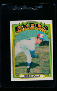 Scan of 1972 Topps 57 Bob Oliver EX-MT