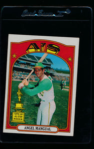 Scan of 1972 Topps 58 Ernie McAnally EX-MT