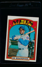 Load image into Gallery viewer, Scan of 1972 Topps 173 Clay Kirby VG-EX