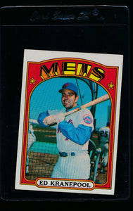 Scan of 1972 Topps 173 Clay Kirby VG-EX