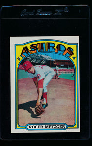 Scan of 1972 Topps 187 Gates Brown VG-EX