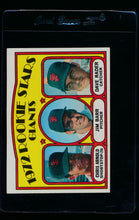 Load image into Gallery viewer, Scan of 1972 Topps 227 World Series Game 5/Nellie Briles VG-EX