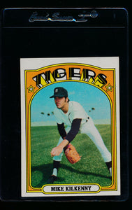 Scan of 1972 Topps 273 Bobby Floyd EX-MT