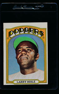 Scan of 1972 Topps 391 Ken Sanders EX-MT