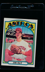 Scan of 1972 Topps 598 Hal King VG