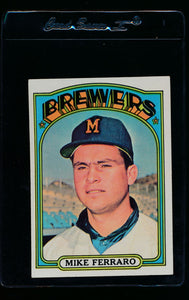 Scan of 1972 Topps 603 Jim Ray EX-MT