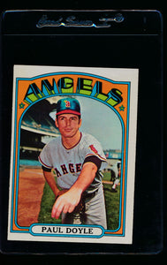 Scan of 1972 Topps 613 Mike Ferraro VG-EX