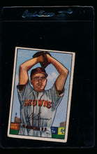 Load image into Gallery viewer, Scan of 1952 Bowman 28 Roy Hartsfield VG-EX