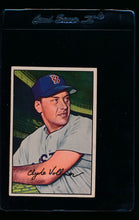 Load image into Gallery viewer, Scan of 1952 Bowman 57 Clyde Vollmer EX