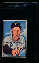 Load image into Gallery viewer, Scan of 1952 Bowman 59 Murry Dickson EX