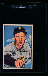 Scan of 1952 Bowman 59 Murry Dickson EX