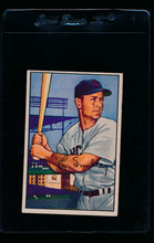 Load image into Gallery viewer, Scan of 1952 Bowman 64 Roy Smalley P