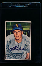 Load image into Gallery viewer, Scan of 1952 Bowman 68 Jim Busby VG-EX