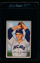 Load image into Gallery viewer, Scan of 1952 Bowman 149 Howie Judson G