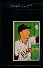 Load image into Gallery viewer, Scan of 1952 Bowman 198 Chuck Diering G