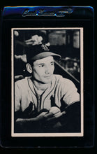 Load image into Gallery viewer, Scan of 1953 Bowman 62 Stu Miller VG-EX