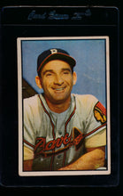 Load image into Gallery viewer, Scan of 1953 Bowman 5 Sid Gordon G