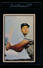 Load image into Gallery viewer, Scan of 1953 Bowman 13 Gus Zernial G