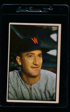 Load image into Gallery viewer, Scan of 1953 Bowman 22 Bob Porterfield VG