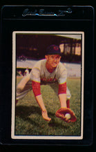 Load image into Gallery viewer, Scan of 1953 Bowman 26 Roy McMillan VG