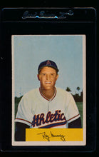 Load image into Gallery viewer, Scan of 1954 Bowman 83 Ray Murray VG