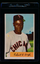 Load image into Gallery viewer, Scan of 1954 Bowman 118 Bob Boyd G