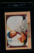 Load image into Gallery viewer, Scan of 1955 Bowman 44 Danny O'Connell VG