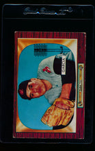 Load image into Gallery viewer, Scan of 1955 Bowman 128 Mike Garcia VG