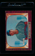 Load image into Gallery viewer, Scan of 1955 Bowman 155 Gerry Staley VG-EX