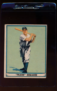 Scan of 1941 Play Ball 58 Frank Demaree VG-EX