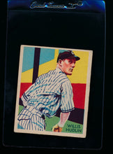 Load image into Gallery viewer, Scan of 1935 Diamond Stars 79 Willis Hudlin VG-EX