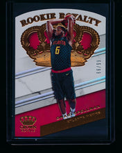 Load image into Gallery viewer, Scan of 2018-19 Panini Crown Royale 29 Omari Spellman NM-MT+