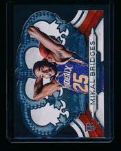Load image into Gallery viewer, Scan of 2018-19 Panini Crown Royale 3 Mikal Bridges NM-MT+