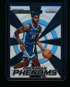 Scan of 2018-19 Panini Prizm 22 Jaren Jackson Jr NM-MT+