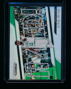 Scan of 2018-19 Panini Prizm 10 Kyrie Irving NM-MT+